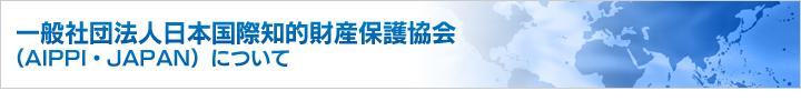 一般社団法人日本国際知的財産保護協会